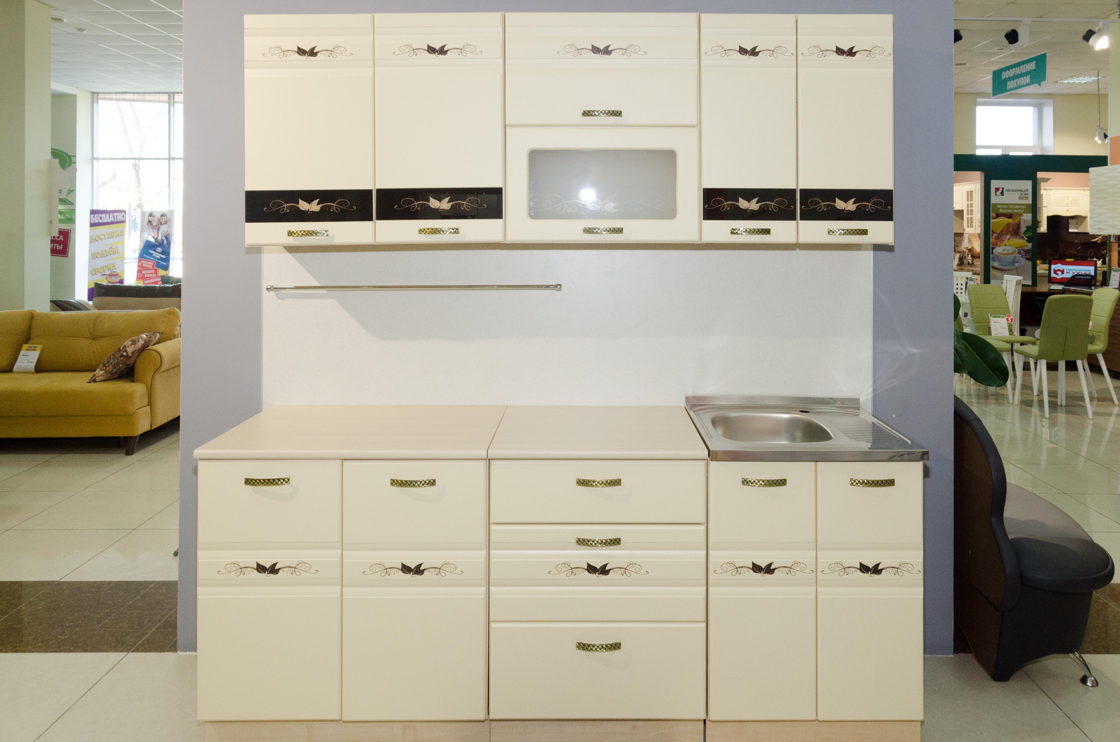 действительно кухонный гарнитур ева ваниль фото видоискателе